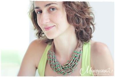 Gargantilla Collar de Crochet Tutorial