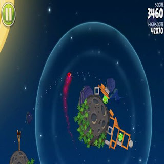 Angry Birds Space Game Free Download For PC