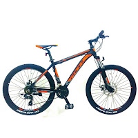 Sepeda Gunung Pacific Invert 100 21 Speed 26 Inci