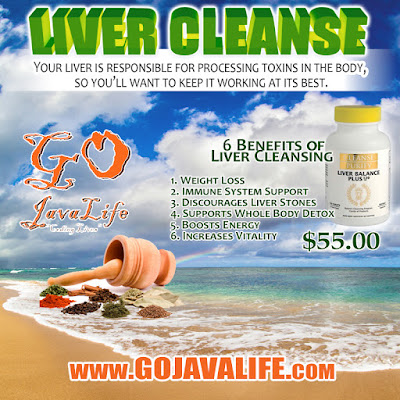 LIVER CLEANSE!