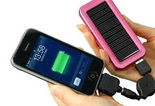 Charger Handphone Ramah Lingkungan