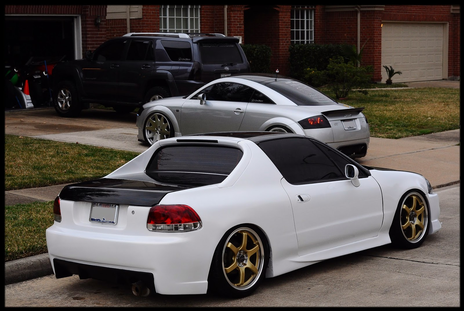 honda del sol white we obsessively cover the auto industry. Black Bedroom Furniture Sets. Home Design Ideas