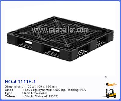 Pallet Plastik HO-4 1111 E-1
