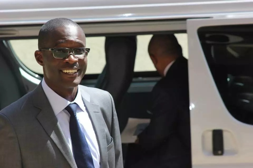 Aaaw: Ezra Chiloba's Sweet Message To Kalekye Mumo