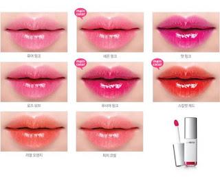 10 Merk Lip Tint Membuat Bibir Hitam Agar Jadi Pink Merona