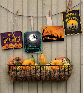 Image: Free Printable Halloween Stickers
