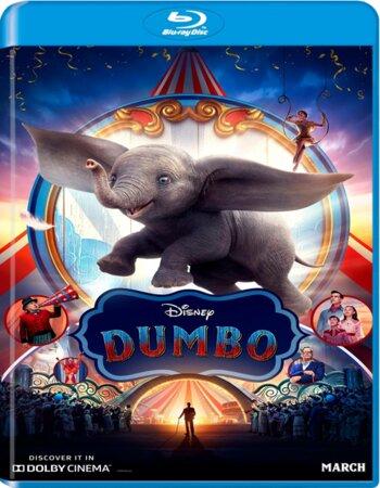 Dumbo (2019) Dual Audio Hindi 480p BluRay x264 350MB ESubs Movie Download