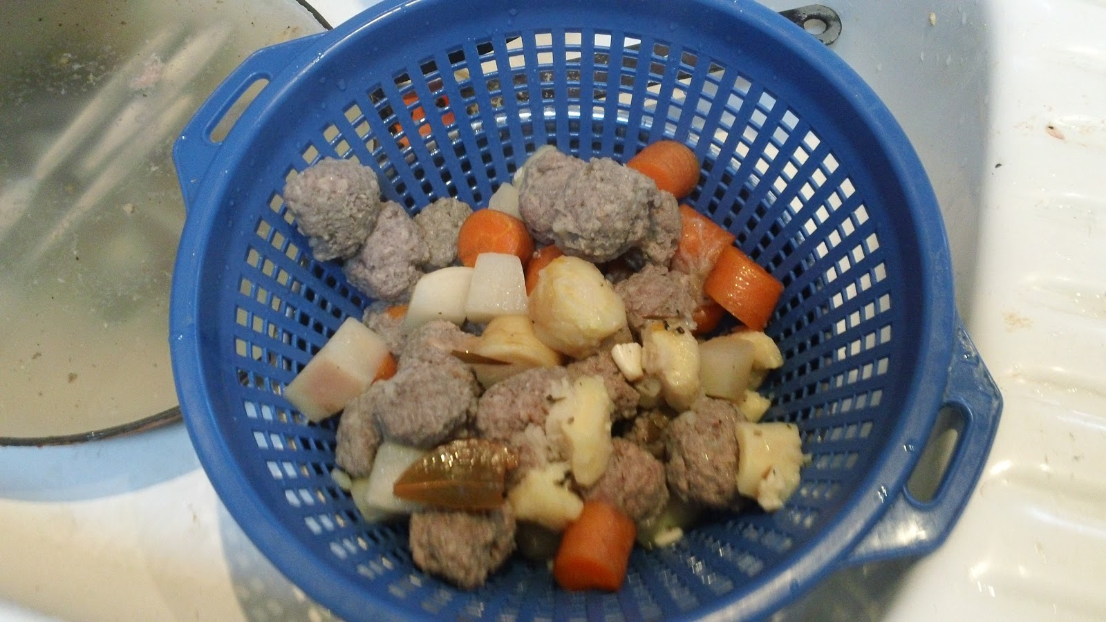 The Writing Life II: An easy scrapple recipe in your ...
