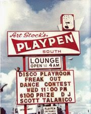 Art Stock's Playpen Lounge South (Ft Lauderdale Florida)