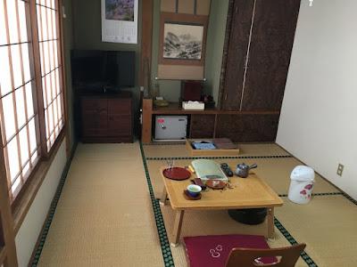旅館勇蔵の部屋