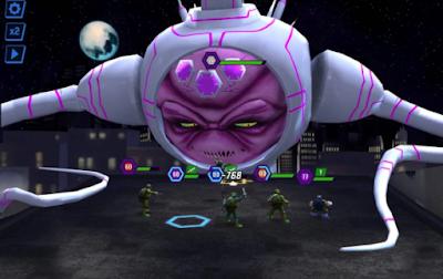تحميل لعبة سلاحف النينجا Ninja Turtles للجوال برابط مباشر