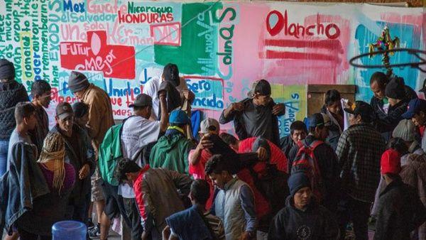 López Obrador garantiza derechos a migrantes centroamericanos