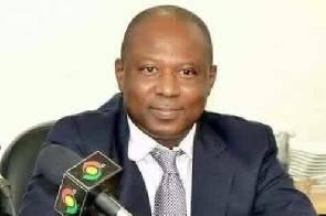Nasiru Issahaku BoG Governo