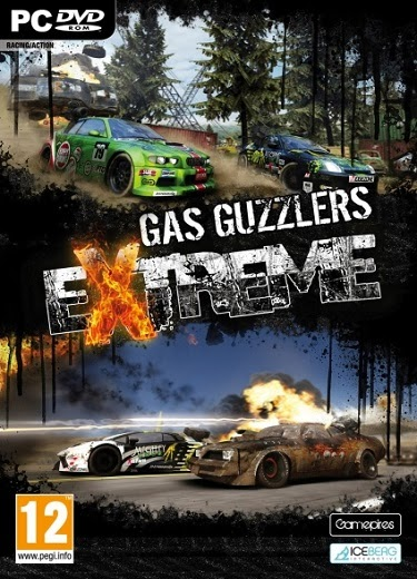 Gas Guzzlers Extreme RELOADED Tek Link Full