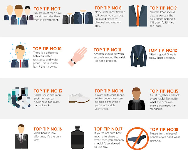 tips about men's fashion