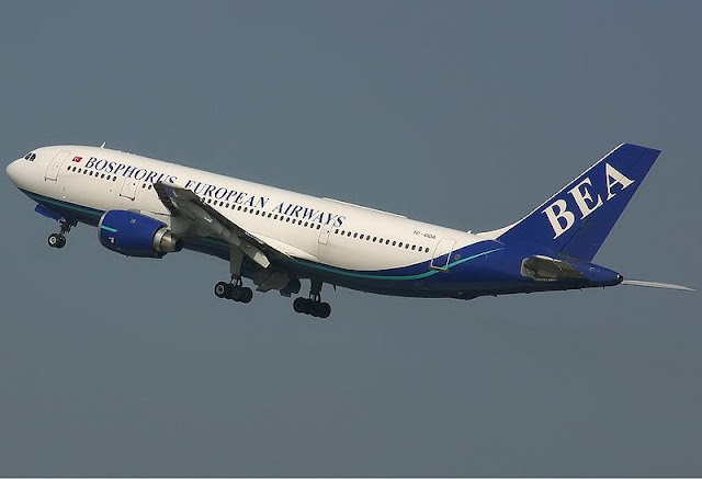 Gambar Foto Pesawat Airbus A300 05