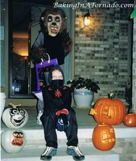 Sorry, Halloween's Postponed | www.BakingInATornado.com |  #Halloween