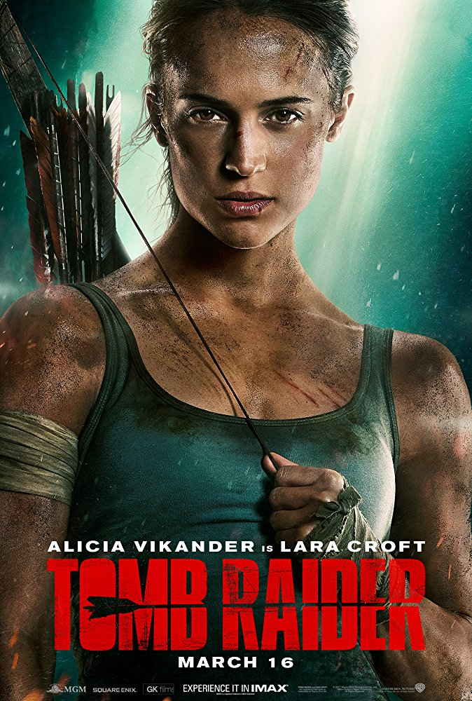 Tomb Raider (Web-DL 720p Dual Latino / Ingles) (2018)