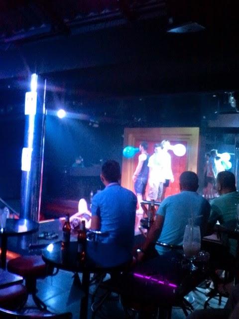 Ping pong show Patong