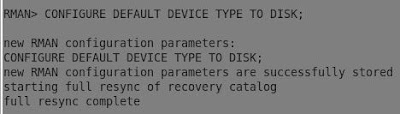 Disk Policy