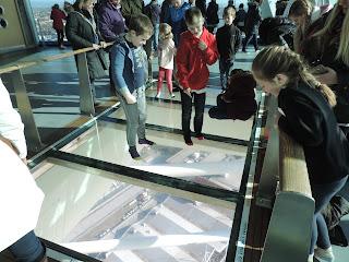 spinnaker tower portsmouth glass floor