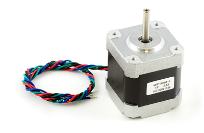 Good quality stepper motors for cnc project sale for 4 wire bipolar stepper motor