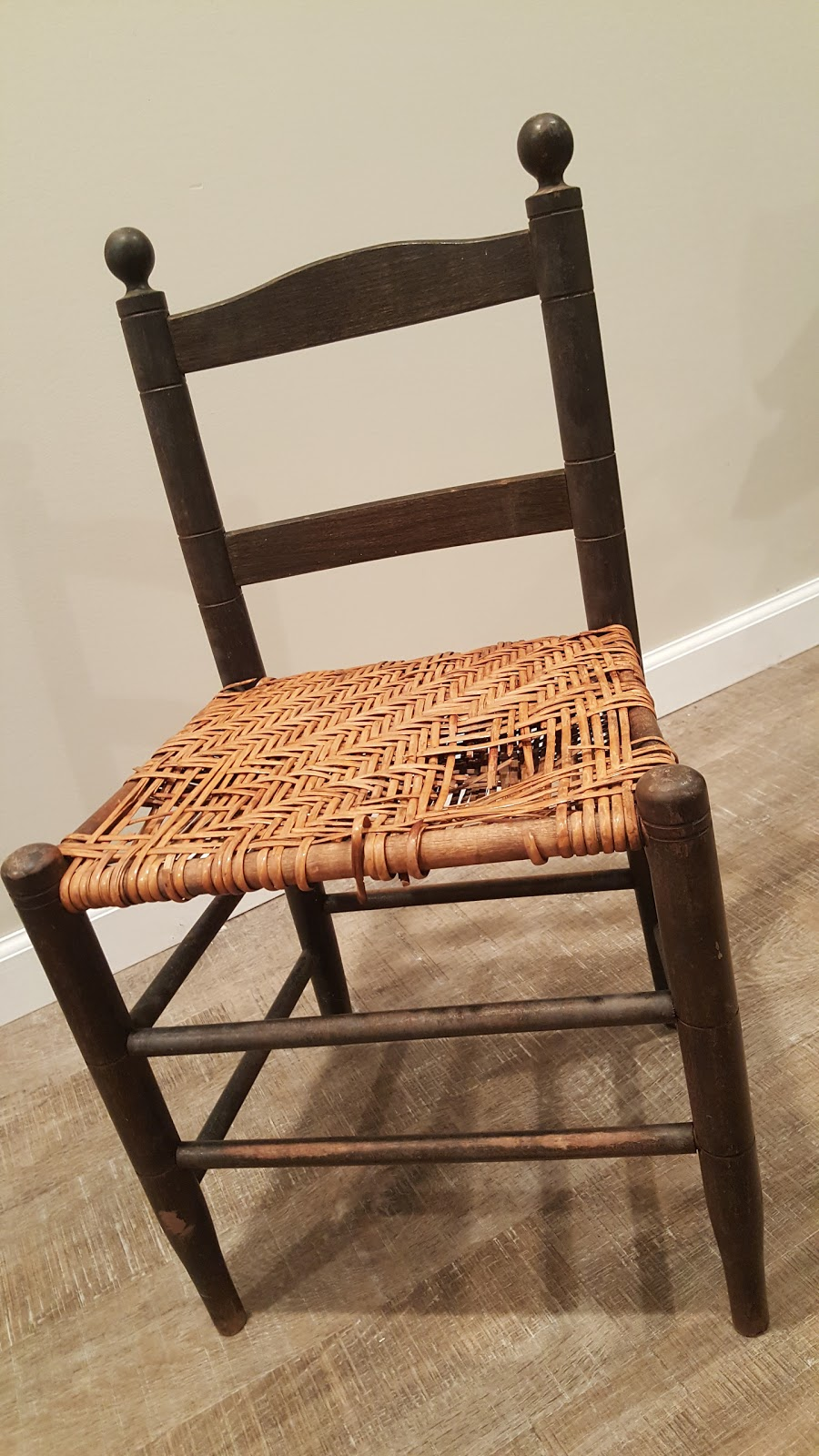 How to restore a vintage childu0027s chair & dawnToussaint: How to restore a vintage childu0027s chair