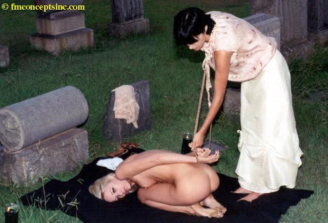 goddess worship ceremony femdom rope