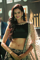 Shu Aiyappa Spicy Black CHoli Low Rise Ghagra ~  Exclusive 31.JPG