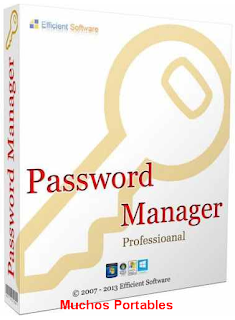 Efficient Password Manager Pro Portable