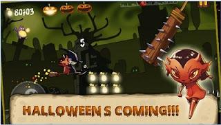 Halloween Running
