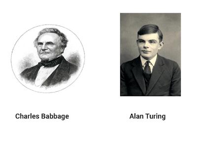 Charles Babbage dan Alan Turing sang penemu dan pencipta komputer pertama kali