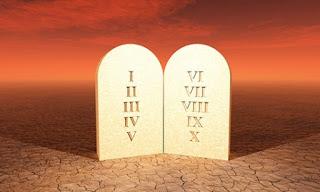 ¿Cuales son los 10 mandamientos de la ley de Dios?