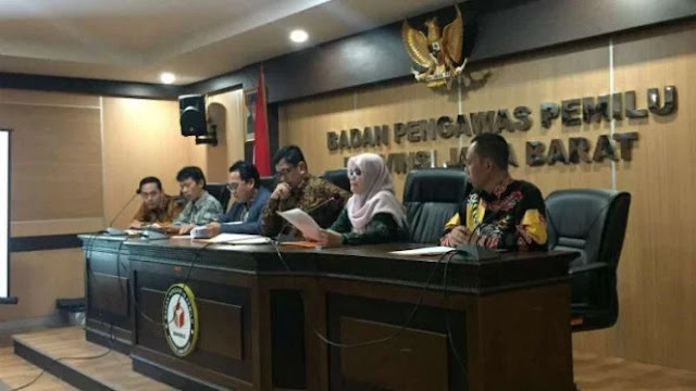 Bawaslu Laporkan Dua Ribuan Kotak Suara Pemilu di Jawa Barat Rusak