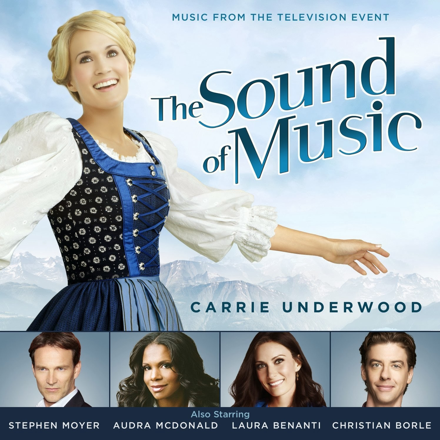 Jorge's Place: THE SOUND OF MUSIC - A CD Review