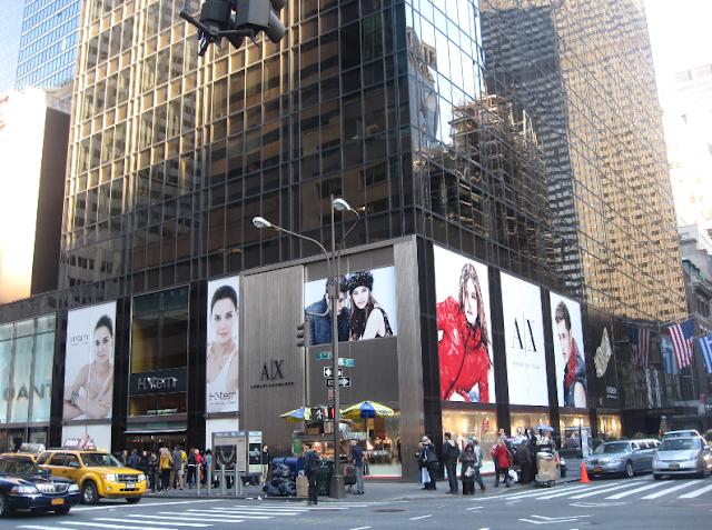 Quais são as melhores lojas na Quinta Avenida em Nova York