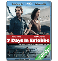 RESCATE EN ENTEBBE (2018) FULL 1080P HD MKV ESPAÑOL LATINO
