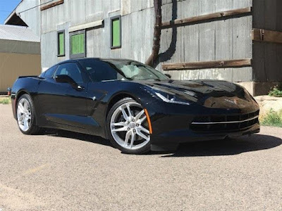 2014 Corvette Stingray at Purifoy Chevrolet Fort Lupton, Colorado