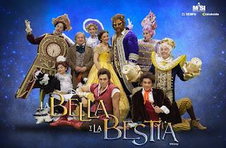 Foto LA BELLA Y LA BESTIA por MISI