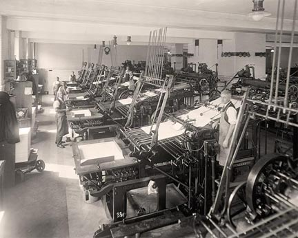 The Offset Pressman: A Short History of Offset Printing