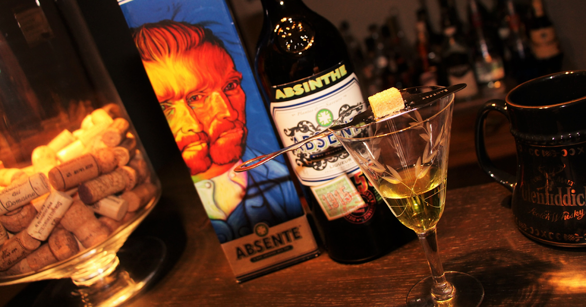 Double Strainger: Happy Halloween, Absinthe & Sazerac