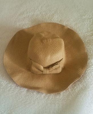 hat, šešir, twinkledeals, review, recenzija, moje iskustvo s twinkledeals, summer, ljeto, more, praznici, vacation, sea, bow, mašna