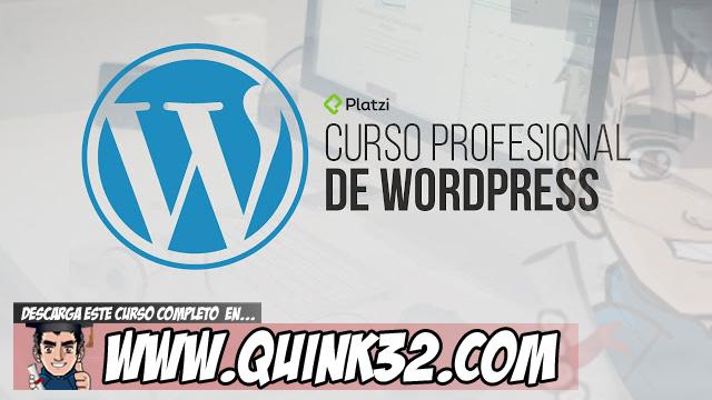 Platzi: Curso profesional de WordPress - Descarga Gratis