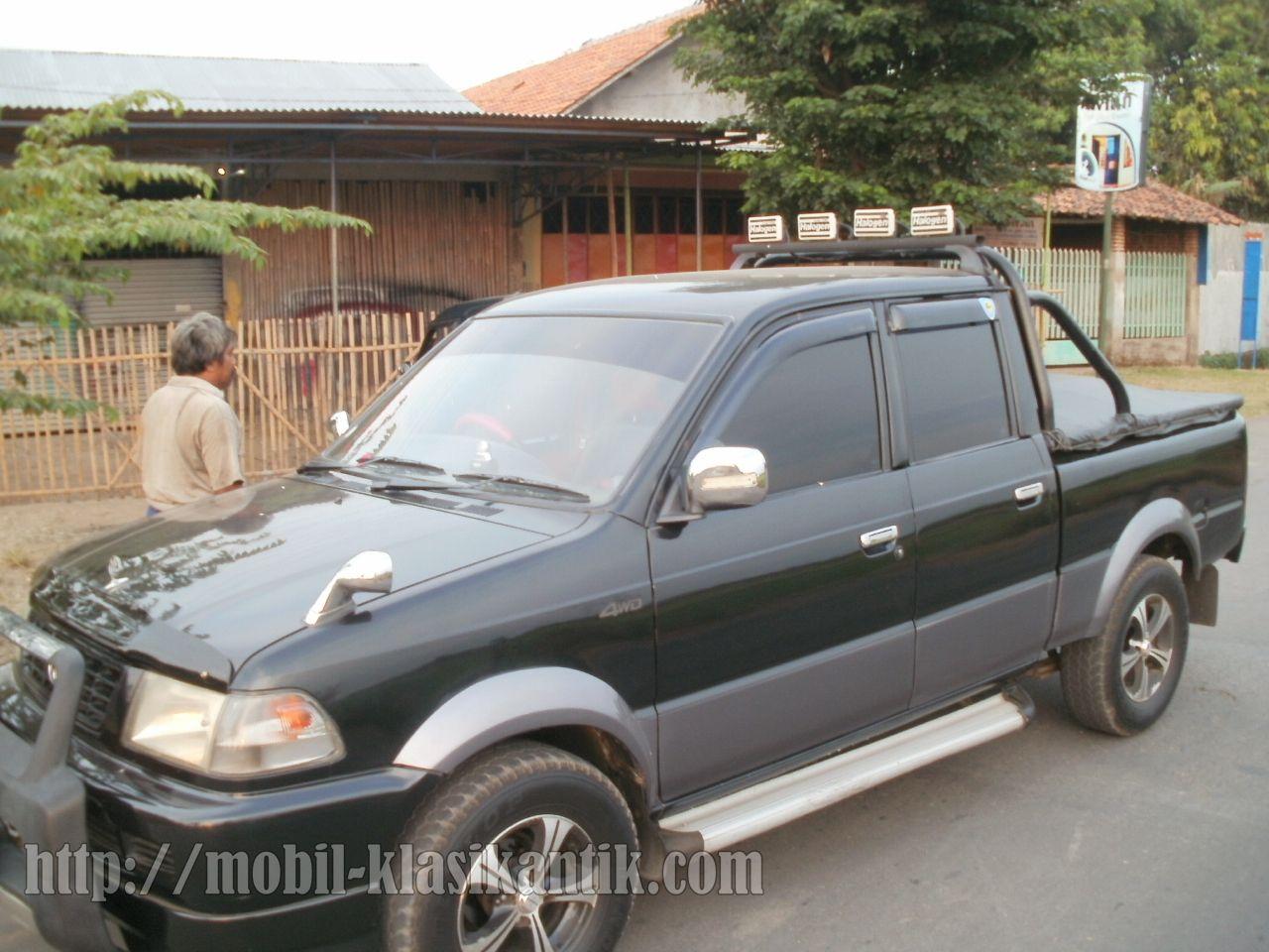 Bengkel Modifikasi Mobil Kijang