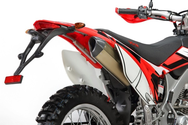 Viar Rilis All New Viar Cross X 200ES