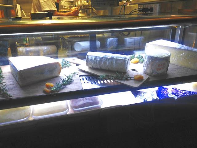 Resto Bobo, Windsor, fromage