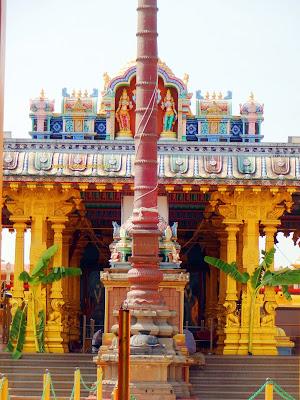 Prati Tirupati Balaji Ketkawale temple near pune