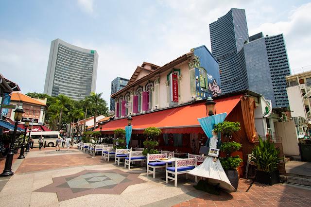 Bussorah st-Singapore