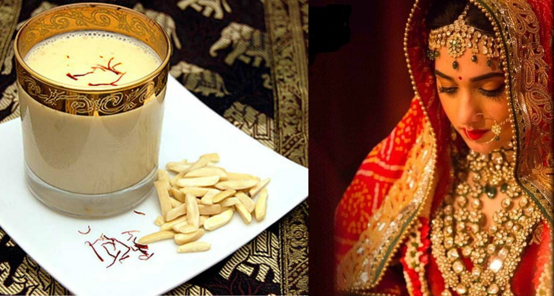 Science Behind Hindu Ritual Of Serving Milk On Suhagraat -9791