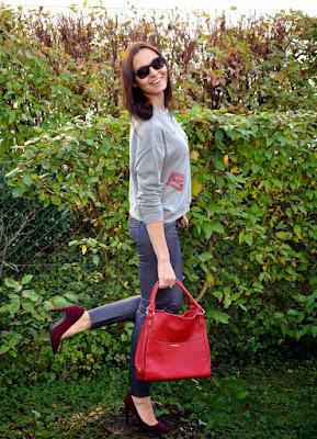 fotos de Zapatos Rojos de Tacon